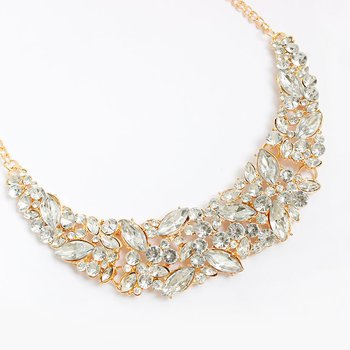 Collier - BIB Strass